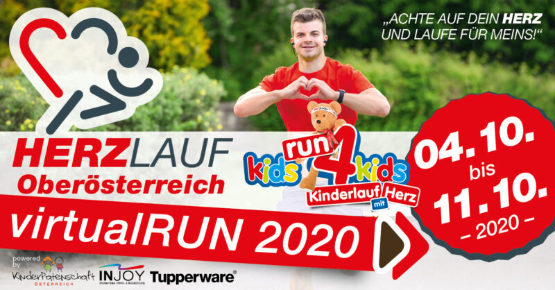 HL virtual RUN OÖ 2020
