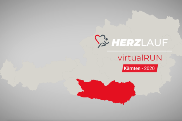 Herzlauf Kärnten virtual RUN 2020 Film Sujet