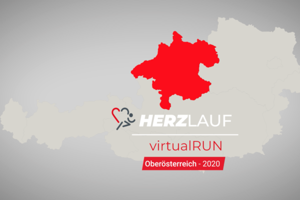 Herzlauf OÖ virtual RUN 2020 Film Sujet