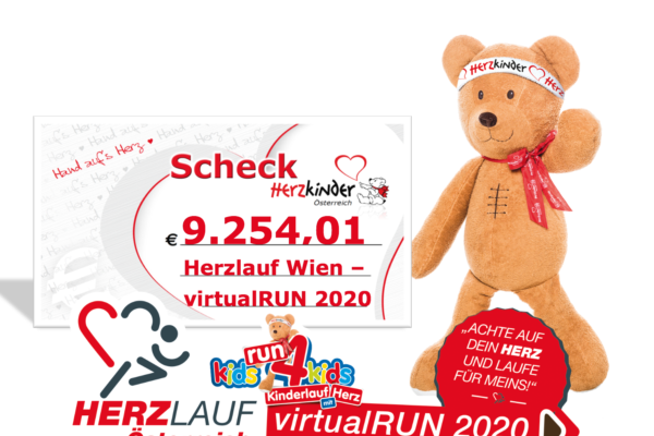 Scheck Herzlauf Wien virtual RUN 2020
