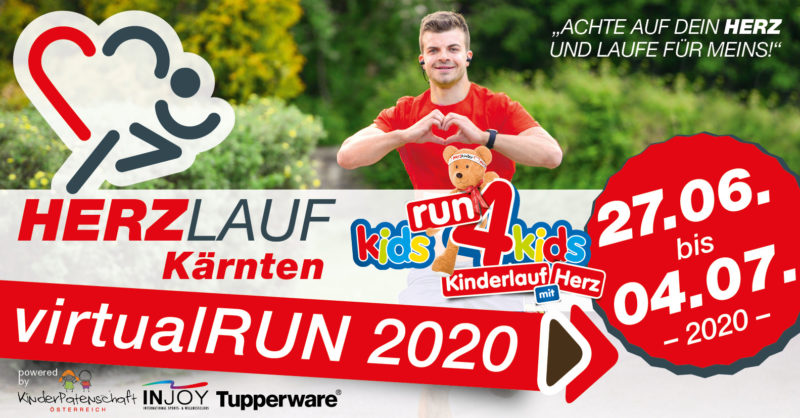 HL virtual RUN Ktn 2020
